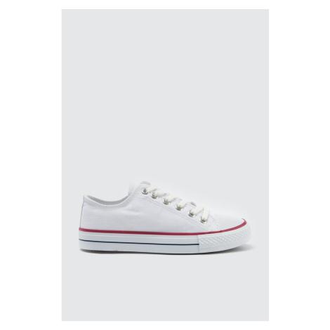 Trendyol White Female Sneaker