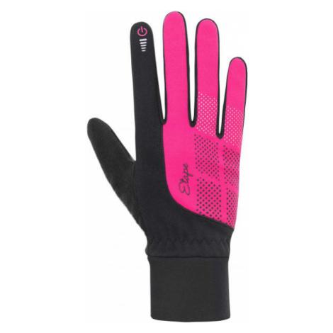 Etape SKIN WS+ růžová - Dámské zimní rukavice