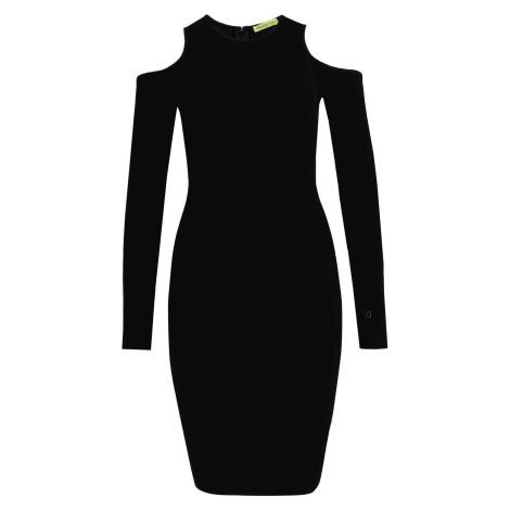 Černé šaty - VERSACE JEANS