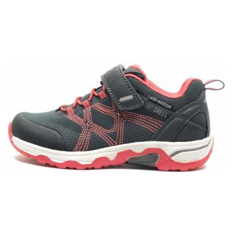 Umbro MATTIAS šedá 32 - Dětská vycházková obuv