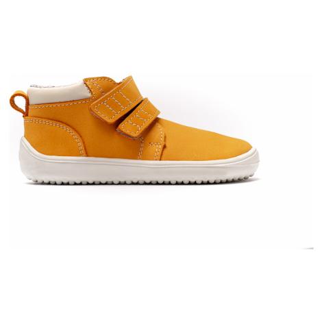 Dětské barefoot boty Be Lenka Play - Mango 35