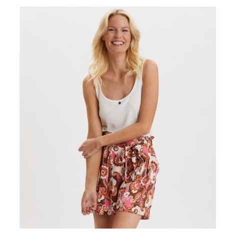Šortky Odd Molly Mesmerizing Shorts - Hnědá