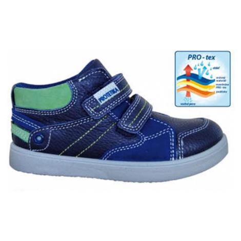 Protetika obuv dětská celoroční ROB, Protetika, modrá