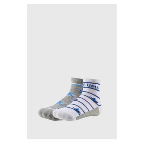 2 PACK chlapeckých ponožek Time Ysabel Mora