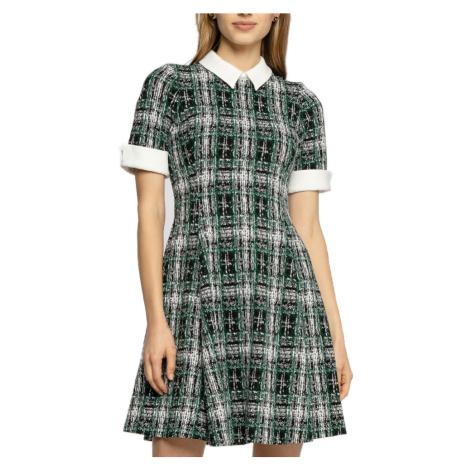 Zelené šaty - DKNY