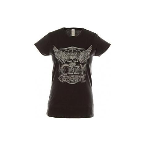 Dámské triko Ozzy Osbourne černé