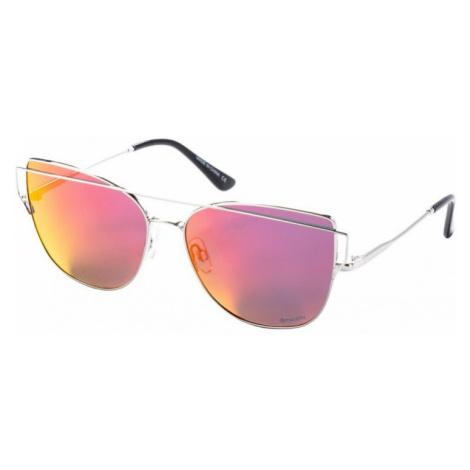 Brýle Meatfly Vision silver, black