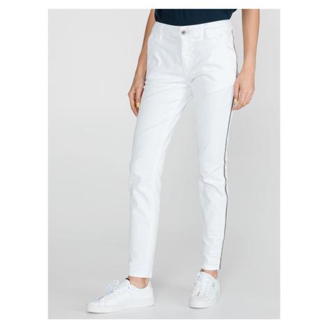 Jeans Just Cavalli Bílá
