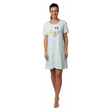 Dámská noční košile - CALVI 20-102, vel.M-XL