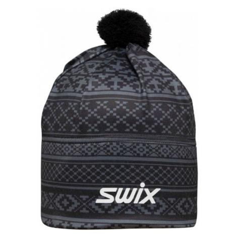 Swix MYRENE černá - Designová sportovní čepice