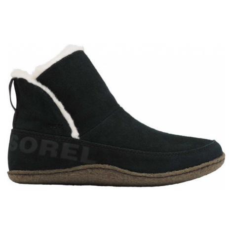 Sorel NAKISKA BOOTIE černá - Dámská zimní obuv