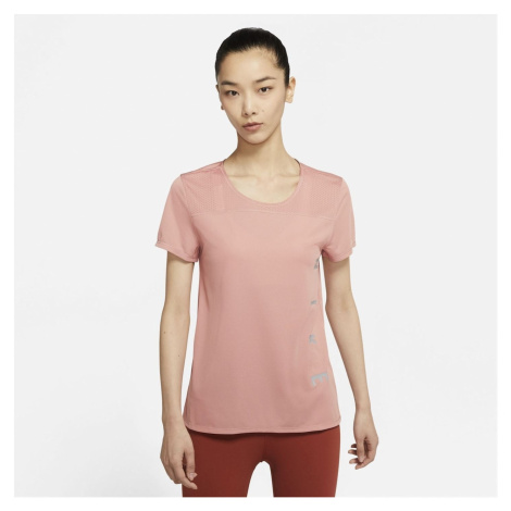 Nike Run Short Sleeve T Shirt Ladies
