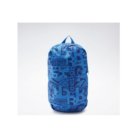 Reebok Sport Graphic Backpack Modrá
