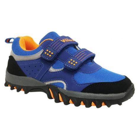 Willard RUPIK modrá - Dětská volnočasová obuv