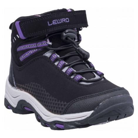 Lewro TESI růžová 29 - Dětská treková obuv