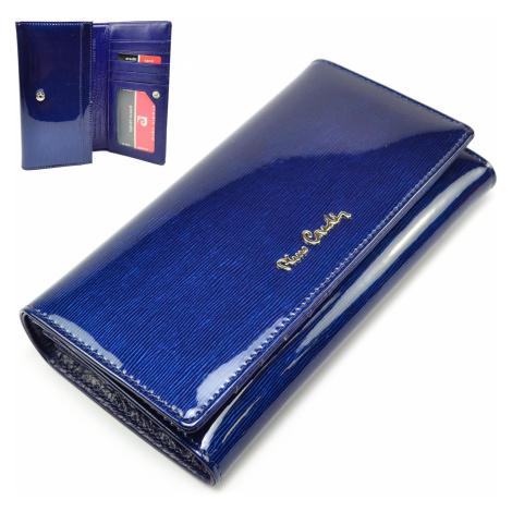 Velká kožená peněženka dámská Pierre Cardin