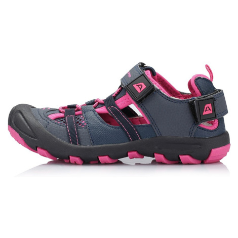 Dětská letní obuv Alpine Pro BILPIN - růžová