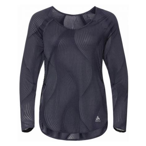 Odlo Dámské běžecké triko MAHA s dlouhým rukávem 2020