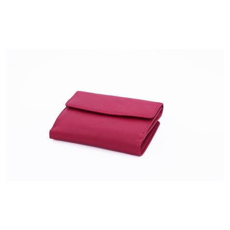 Dámská kožená peněženka na výšku Fuxiová, 3 x 10 x 12 (SB00-HE978-40KUZ)