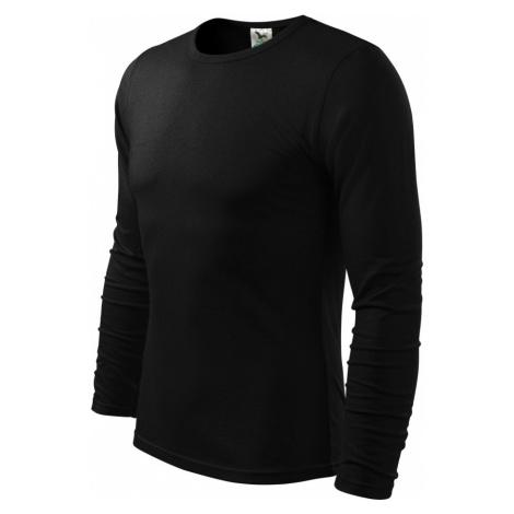 Malfini FIT-T Long Sleeve Pánské triko 11901 černá