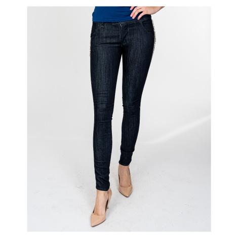 Tmavo-modré džíny - MET JEANS