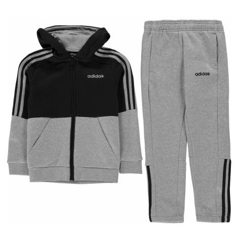 Adidas 3 Stripe chlapecká tepláková souprava