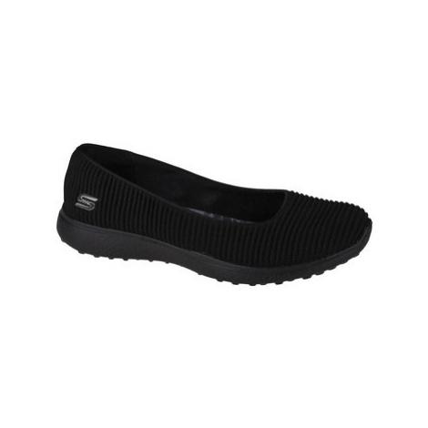 Skechers Microburst In-Line Černá