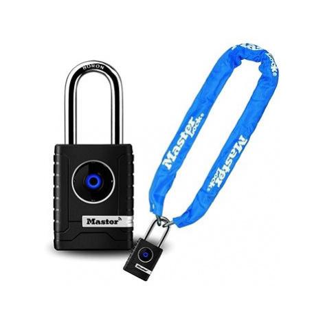 Master Lock zámek pro elektrokola a koloběžky 8390EURDPROCOLB + 4401EURDLH