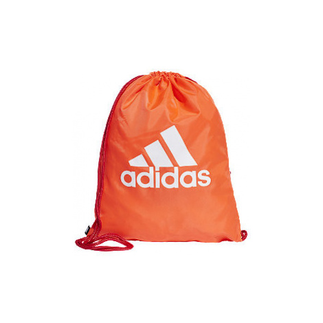 Oranžový vak Adidas Gymsack SP