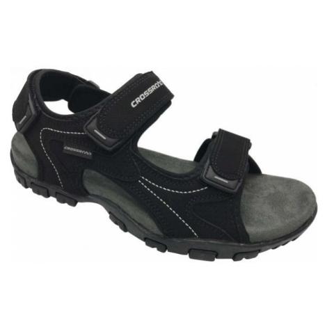 Crossroad MURAS černá - Pánské sandály