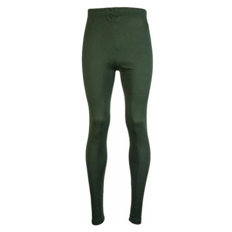 Prádlo Termo Duo - spodky pánské zelené