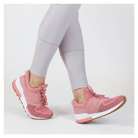 Růžové tenisky 574 New Balance