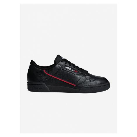 Continental 80 Tenisky adidas Originals Černá