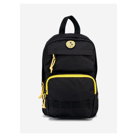 Batoh Vans Wm National Geographic Backpack Black Černá