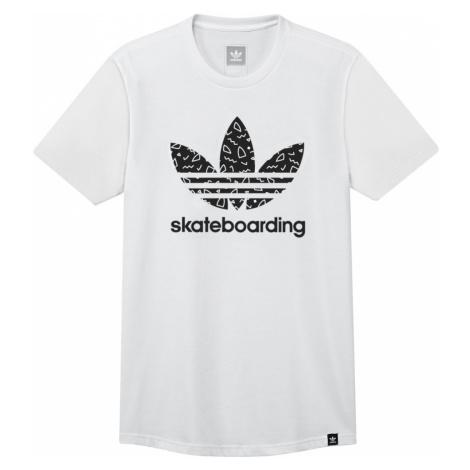 Tričko Adidas 3.0 Scatter Tee white-black