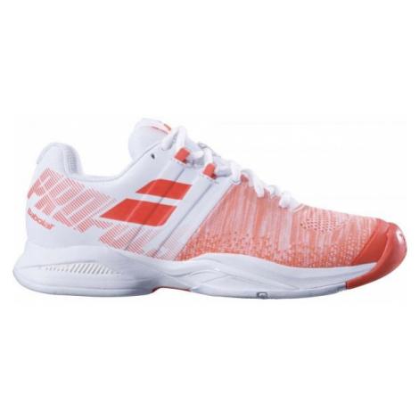 Babolat PROPULSE BLAST ALL COURT W bílá - Dámská tenisová obuv