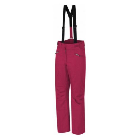 Dámské kalhoty Hannah Haney barberry mel