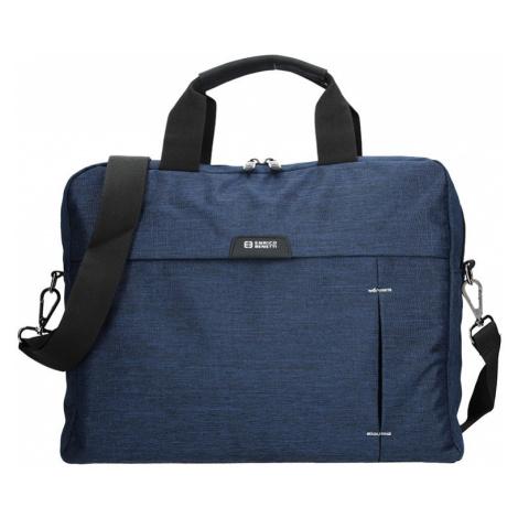 Pánská taška přes rameno Enrico Benetti Oktavius - modrá