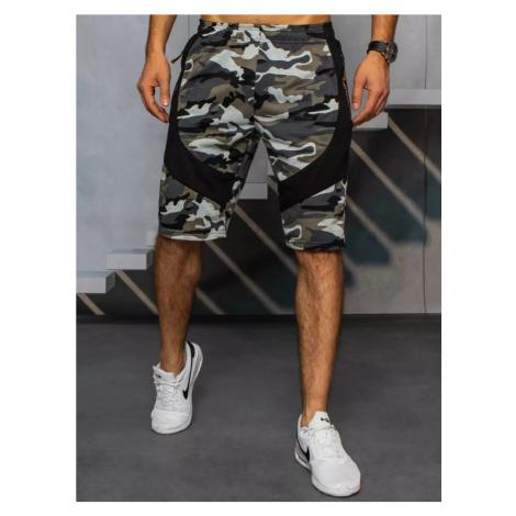 Men's camo shorts Dstreet SX1493