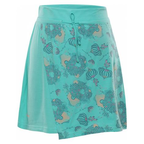 ALPINE PRO CHACHA Dámská sukně LSKN156547PA Cockatoo