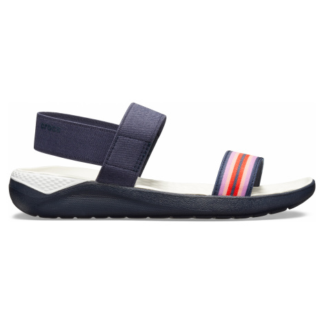 Crocs LiteRide Sandal W Navy Colorblock/Navy W7