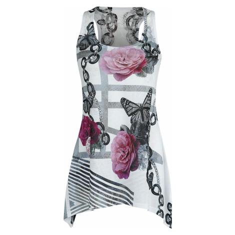 Innocent Vesta Kimora Lace Panel dívcí top vícebarevný