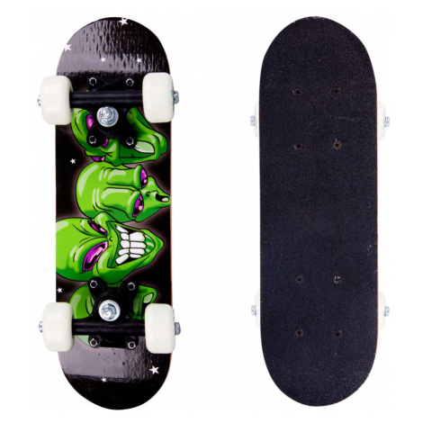 Skateboard Mini Board Hungry Fish