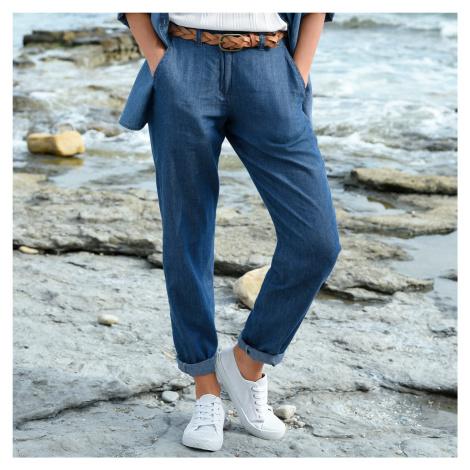 Blancheporte Džínové kalhoty modrá