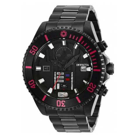 Invicta Star Wars Darth Vader - SLEVA
