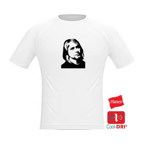 Pánské tričko SPORT Kurt Cobain