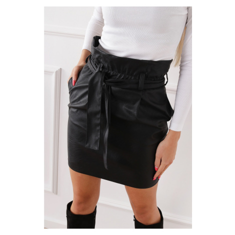 high waisted short skirt