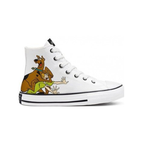 Converse X Scoobydoo Chuck Taylor All Star High ruznobarevne