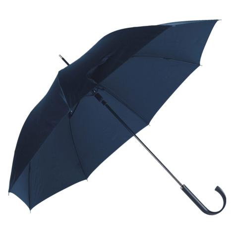 Samsonite Holový poloautomatický deštník Rain Pro Stick - tmavě modrá