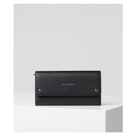 Peněženka Karl Lagerfeld K/Ikon Continental Flap Wallet